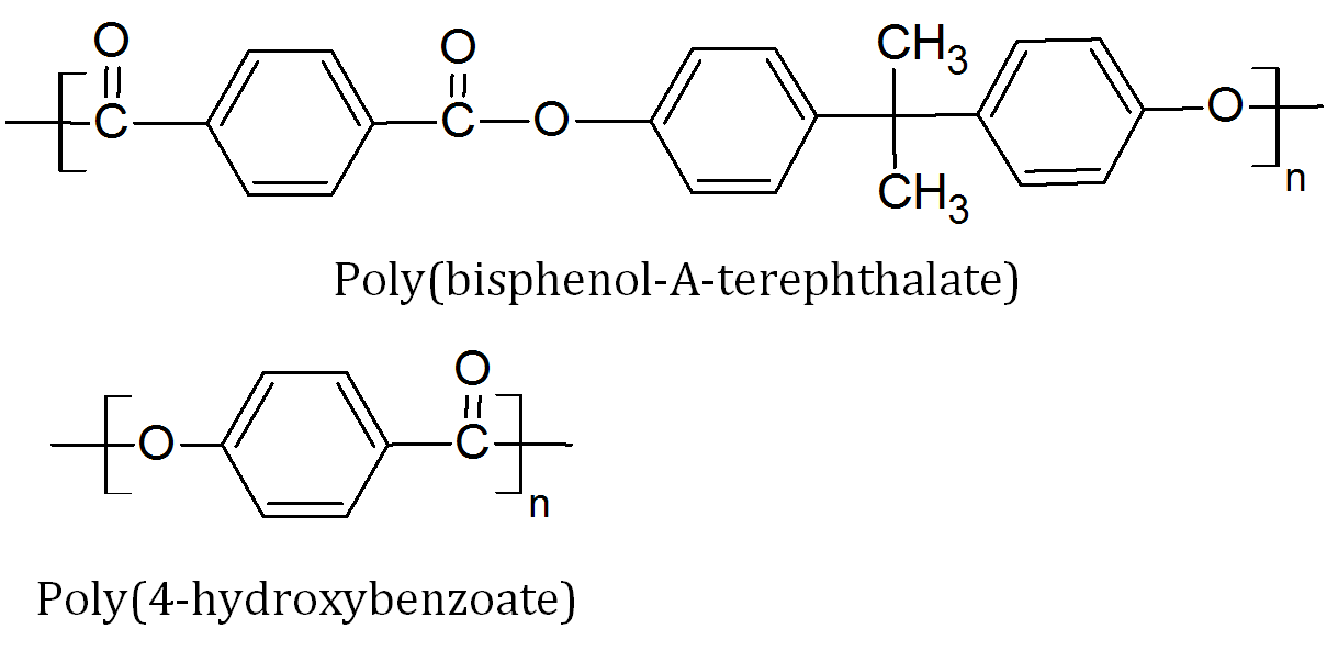 Properties of Polyarylates