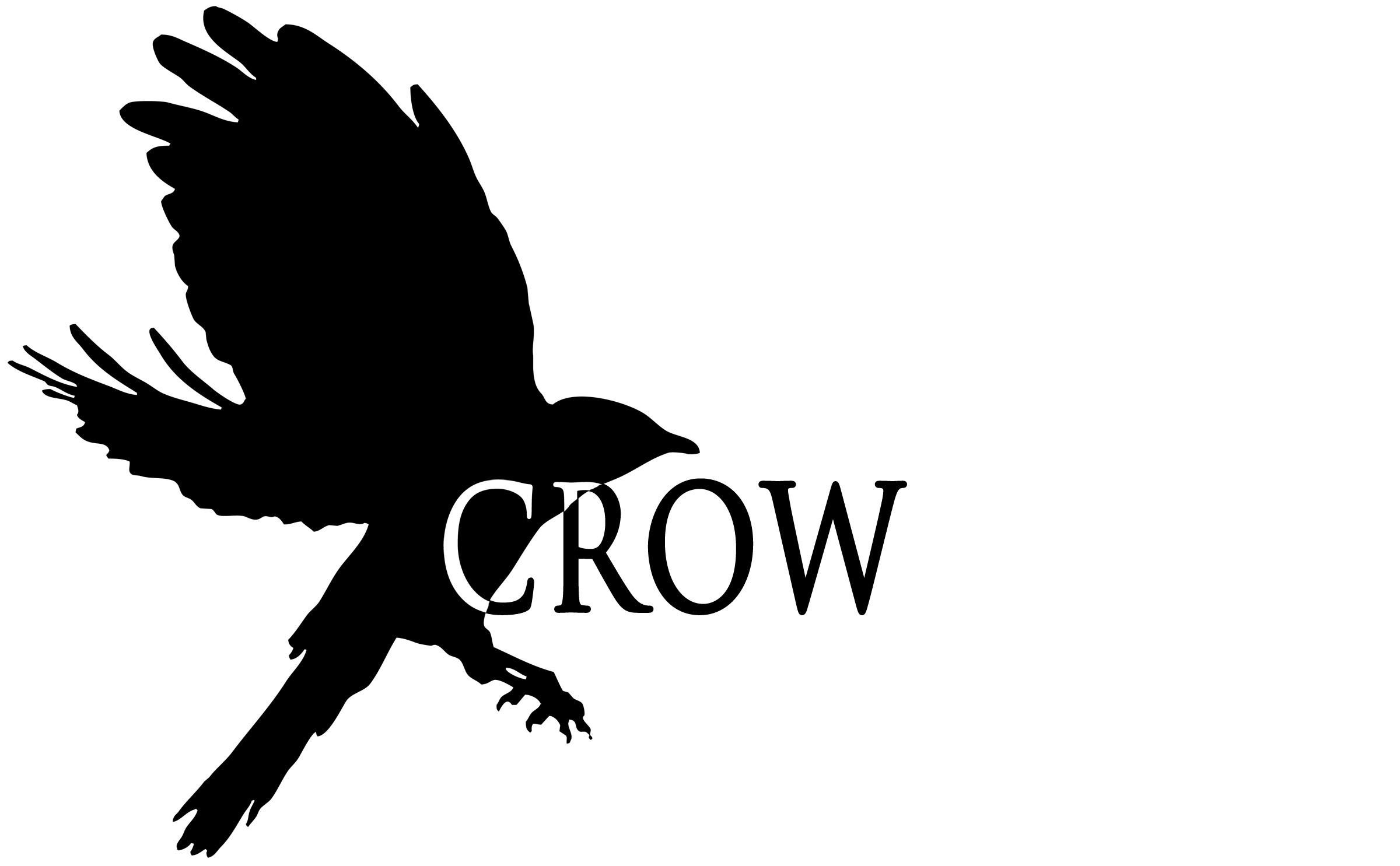 The crow logo - photo#7