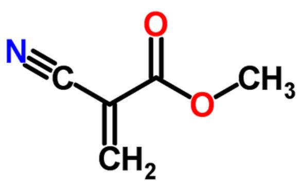 Poly(methyl cyanoacrylate)